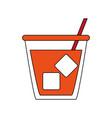 soda cola drink vector image
