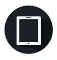 tablet icon tablet icon vector image