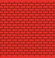 brick wall icon pattern vector image