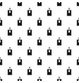 key connector pattern seamless vector image vector image