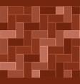 3d brick stone pavement red pathway pattern