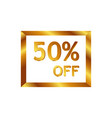 50 off sale design 40 percent special discount