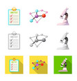 and sign collection of vector image vector image