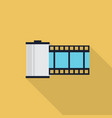 film strip icon set of great flat icons with vector image