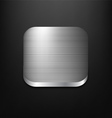 Metal app icon vector | Price: 1 Credit (USD $1)