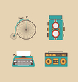 192old gadget vector image vector image