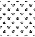 protest pattern seamless vector image