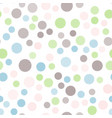 seamless pattern with star elements arranged vector image vector image