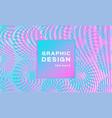 luxury holographic neon background iridescent vector image vector image