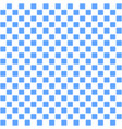 plaid pattern blue colored background wallpaper vector image vector image
