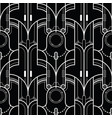 template abstract tech lines pattern vector image