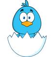 Baby Chick Cartoon vector image vector image