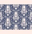 baroque velvet pattern background rich imperial vector image vector image