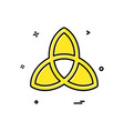 design element icon design vector image