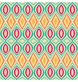 Background with ethnic motifs vector image vector image