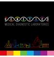 Genetics logo set