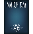 Soccer Theme Background vector image vector image