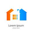real-estate-logo vector image