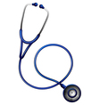 A stethoscope vector image vector image