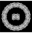 lace round 2 380 vector image vector image