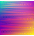 rainbow gradient background glitch effect vector image