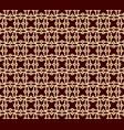 seamless pattern modern stylish texturelinear vector image vector image