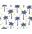 summer pattern 005 vector image vector image