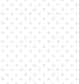 background crosses seamless pattern gray and white vector image vector image