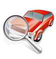 Search car vector image