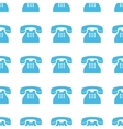 Unique Telephone seamless pattern vector image vector image