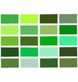 Green Tone Color Shade Background vector image vector image