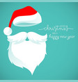merry christmas and happy new year stock vector image