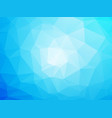 modern blue and white background vector image vector image