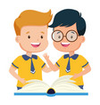 student back to school design vector image vector image