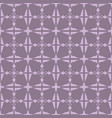 abstract geometric pattern seamless vector image vector image