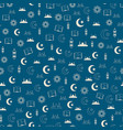 Islamic holy ramadan vector image