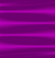 purple background abstract wavy stripes purple vector image vector image