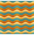 sand wave geometric seamless pattern vector image