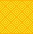 seamless square pattern - colorful design vector image vector image