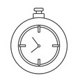chronometer icon image vector image vector image