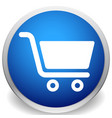 icon with shopping cart symbol ecommerce online vector image vector image