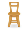 stool 02 vector image vector image