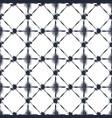 tie dye indigo seamless pattern background vector image vector image