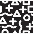 Universal seamless pattern hand-drawn vector image