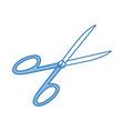 medical equipment scissors instrument icon