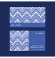 purple drops chevron horizontal stripe frame vector image vector image