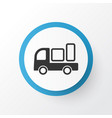 shipping icon symbol premium quality isolated vector image vector image