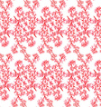 Coral Pattern2 vector image vector image
