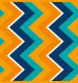 geometric seamless zigzag pattern chevron pattern vector image