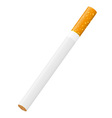 cigarette 01 vector image vector image
